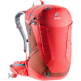 deuter Futura 28 Backpack chili/lava